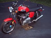 Triumph Bonneville 2925 miles